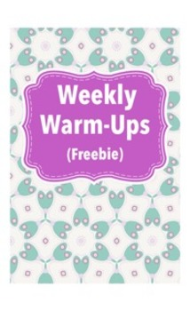 Weekly Warm-ups (science)