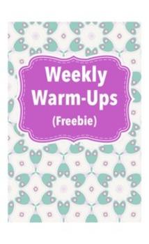 Weekly Warm-ups (science)
