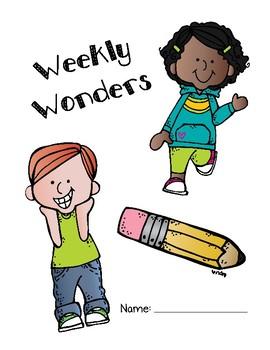 Weekly Wonder (Wonderopolis)