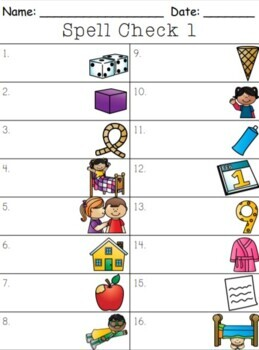 Word Study & Spelling Sorts for All Patterns