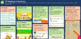 Weekly Word Study Year Long Set & Activities