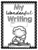 Weekly Writing - 3rd Grade WONDERS