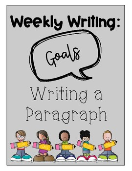 Weekly Writing - Goals - Week Eleven - Freebie!