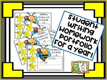 Weekly Writing Homework Portfolio #1