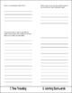 Weekly Writing Journal — The Language Arts Flip Book Series