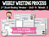 Weekly Writing Process (2nd Grade Wonders) Unit 4: Week 3