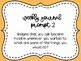 Weekly Writing Prompts