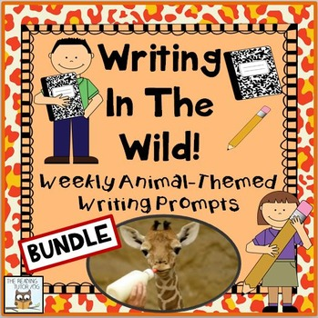 Writing Prompts Bundle ~Animal Theme~