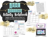 Weekly and Daily Goal Setting Activities and Sheets for Middle School Students