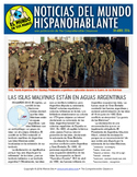 Weekly news summaries for Spanish students: April 4, 2016