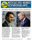 Weekly news summaries for Spanish students: January 30, 2017