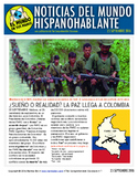Weekly news summaries for Spanish students: September 25, 2016