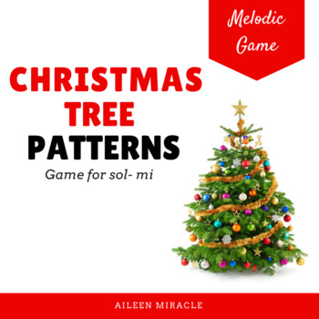 Christmas Tree Patterns {Sol-Mi}