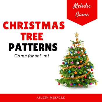Christmas Tree Patterns {Sol-Mi}