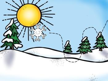 Winter Vocal Exploration Freebie