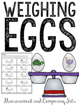 Weighing Eggs: Measurement & Comparing Numbers