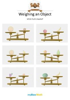 Measuring Volume & Mass: Weighing an Object 1