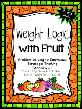 Weight Logic with Fruit Pack