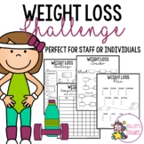 Weight Loss Challenge (staff, individual)