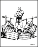 Weight Room Lifter