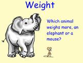 Weight Smartboard Presentation