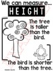 Weight and Height Anchor Charts