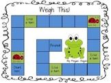 Weight/Mass Board Game