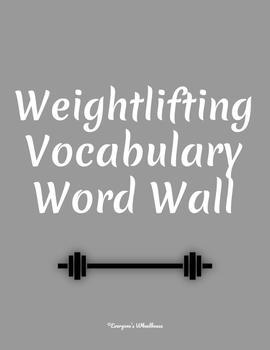 Weightlifting Unit Bundle