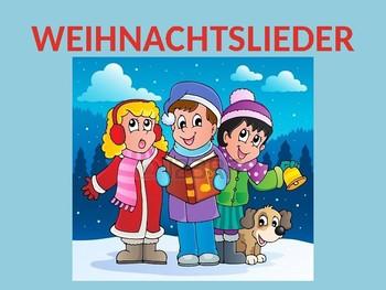 weihnachtslieder german christmas carols
