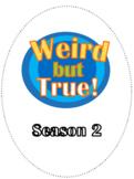 Weird But True Season 2