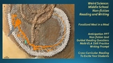 Weird Science - Layered Fossils: Middle School Non-Fiction Close Reading