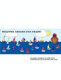 Welcome Aboard Classroom Bulletin Board DIY Kit