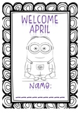 Welcome April Cover