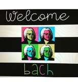 Welcome BACH bulletin board