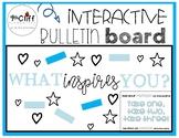 INTERACTIVE Inspiration Board