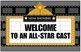Welcome Back Bulletin Board Display - Movie Theme