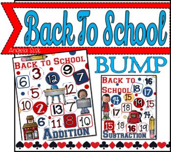 Welcome Back Bump