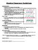 Welcome Back Letter Algebra Common Core