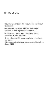 Editable Meet the Teacher Letter-Green