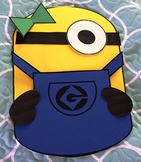Minion Bulletin Board printables