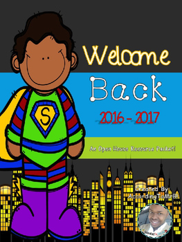 Welcome Back Packet