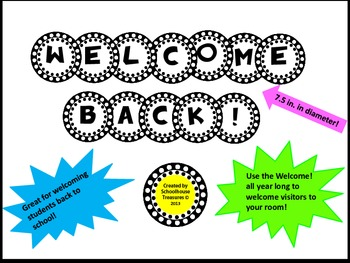 Welcome Back! Sign in Black and White Colors