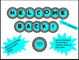 Welcome Back! Sign in Teal