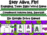 Welcome Back, Superkids Memory Word Games