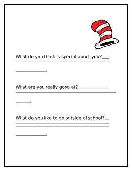 Welcome Back To School Dr.Seuss Style!