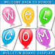 Welcome Back To School Grade 4 Welcome Banner / Print And Go!