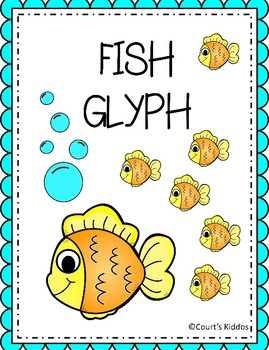 Welcome Back Under the Sea Fish Glyph