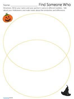 The Day After Halloween {No Prep ELA Activities}
