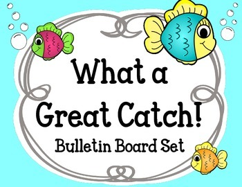 Welcome Back to School Bulletin Board Set.  What a Great C