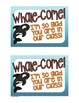 Welcome Back to School Matching Postcards and Gift Tags